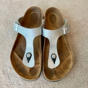 Birkenstocks women's sandals size 10